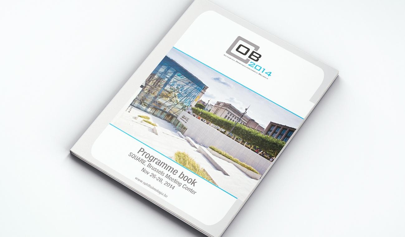 Ontwerp OB 2014 programmaboek