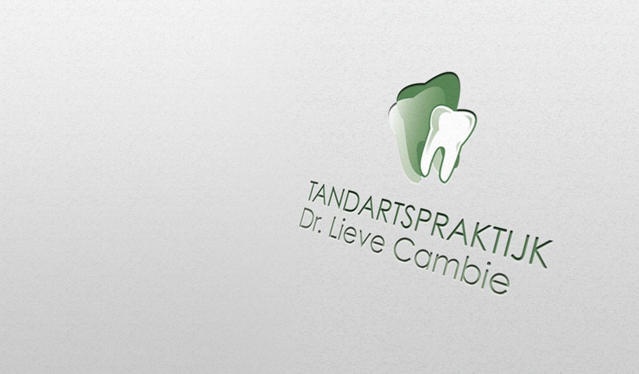 Ontwerp logo tandartspraktijk Cambie