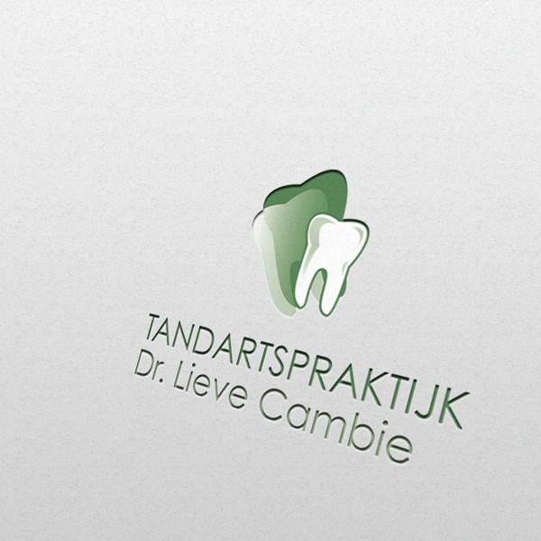 Ontwerp tandartspraktijk Cambie logo