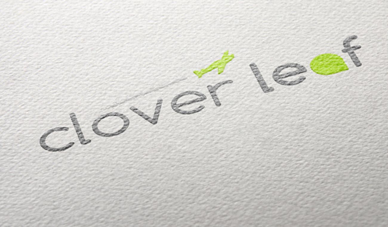 Opmaak logo Clover Leaf