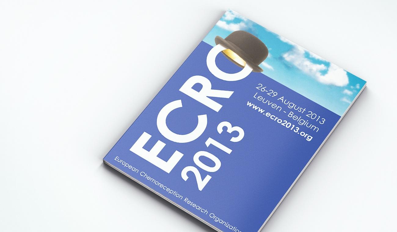 Opmaak programmaboek ECRO 2013