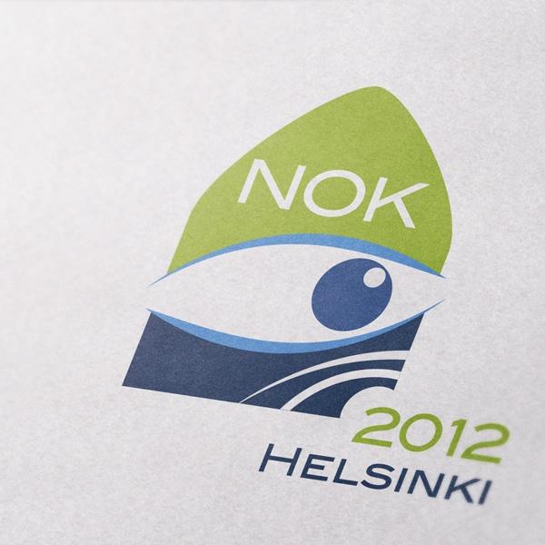 Opmaak NOK 2012 logo