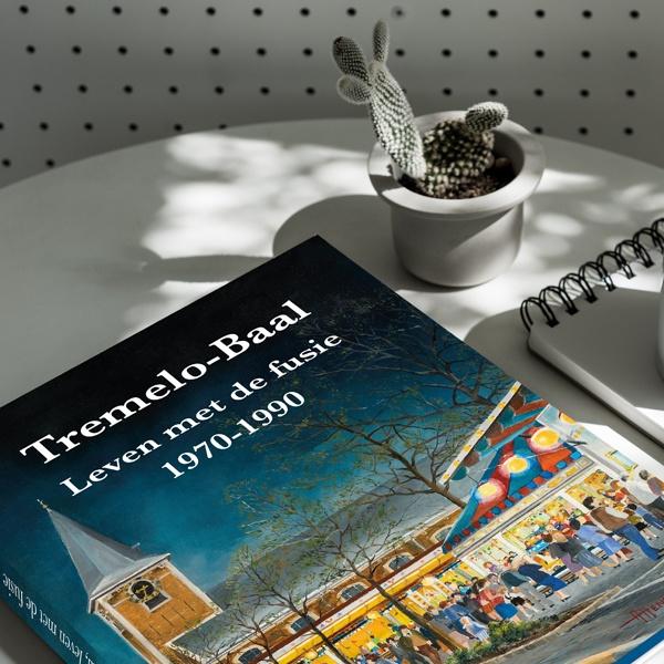 Opmaak boek Tremelo-Baal van Rik Wouters