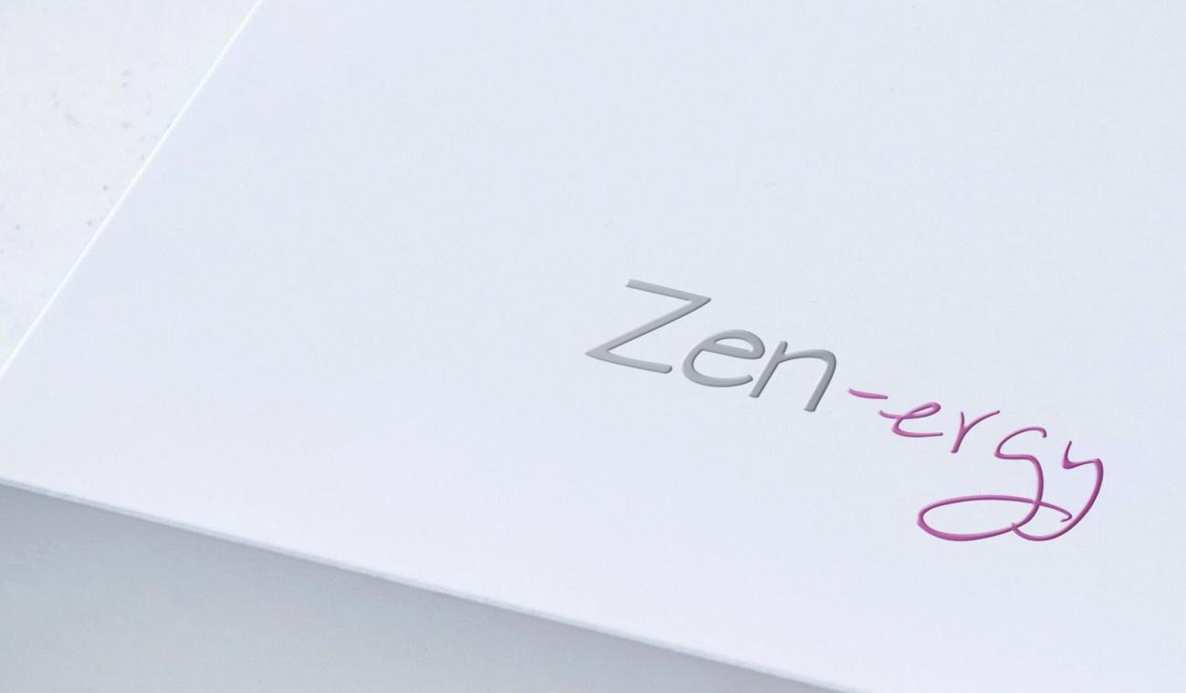 Opmaak logo Zen-ergy