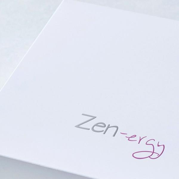 Ontwerp logo Zen-ergy